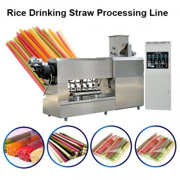 China Manufacturer Low Price Rice Straw Food Making Machine