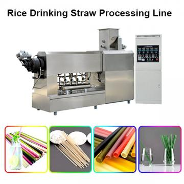 Food Grade Edible Rice Drinking Straws/Pasta/Rice Straws High Quality From China
