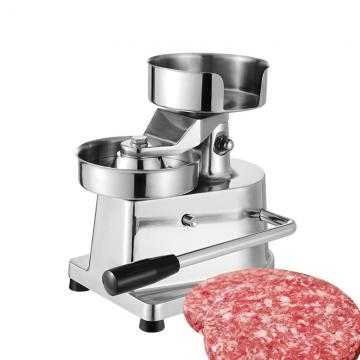 Automatic Hamburger Meat Nuggets Making Machine