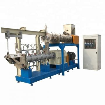 Good Quality Automatic Floating Fish Feed Extruder Machine