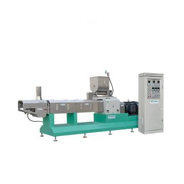 Expanded Nutrient Rice Production Line Double Screw Artificial Rice Making Machine