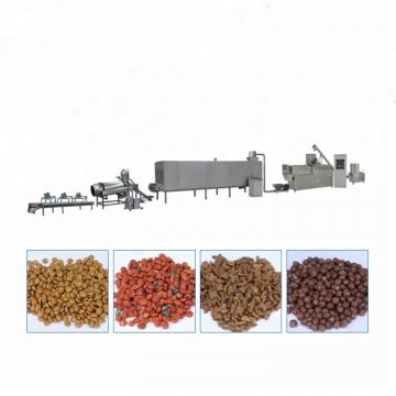 Large Capacity Dog Cat Fish Shrimp Pet Food Production Line