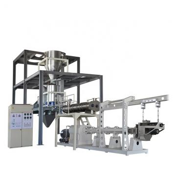 Wet Way Feed Making Machine Puffing Dry Pet Food Production Line