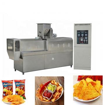 Automatic Fryer Doritos Tortilla Corn Chips Making Machine