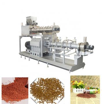 Floating Fish Feed Processing Making Extruder Machine