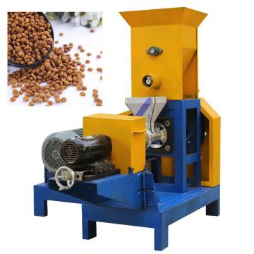 Pet Food Dog Cat Bird Fish Feed Machine Production Line