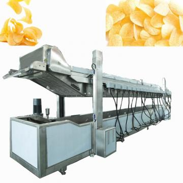 Automatic Potato Chips/Popcorn/Beans/Seeds/Rice/Vegetable/Fruit Packaging Machine, Banana Slices Nitrogen Puffed Food Packing Machine