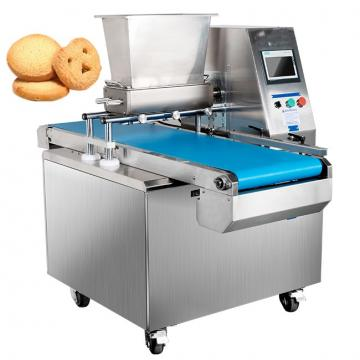 High Efficiency Easy Operation 12kg Cookie Dough Extruder for Bread