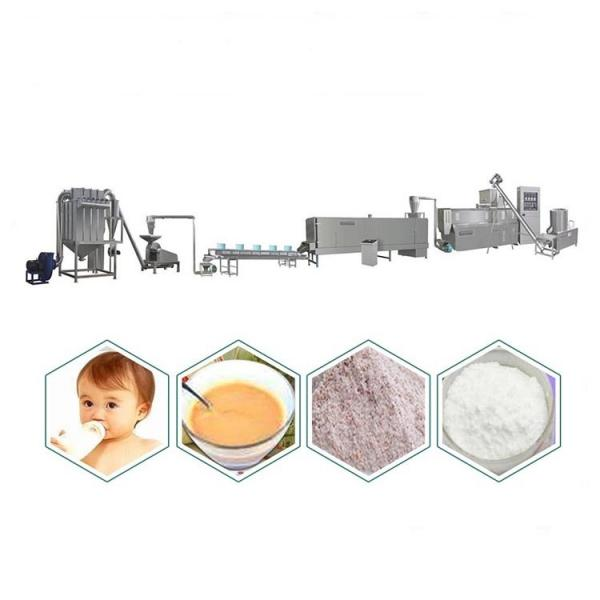 Nutritional Powder Baby Food Snacks Food Processing Production Line #1 image