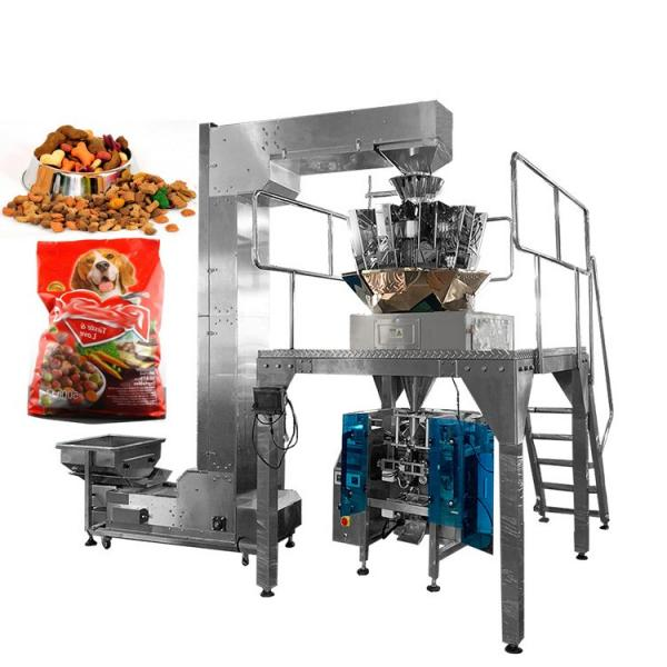 Automatic Food Packaging Machine (HT-8G/H) #1 image