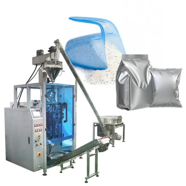 Best Selling Automatic Zipper Bag Pouch Packing Machine for Liquid Powder Granule Food #1 image
