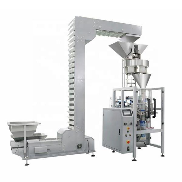 Spout Stand Bag Sealing Machine Food Packaging Machine for Food/Skin Care/Detergent Packing #1 image